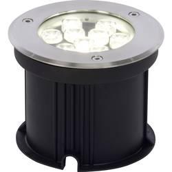 LED-udendørs indbygningsbelysning 10 W Neutral hvid Brilliant Carlton G96269/82 Rustfrit stål