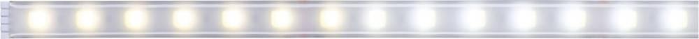 LED traka MaxLED 70630 Paulmann produžetak s utikačem 24 V 100 cm toplo-bijelo svjetlo, neutralno-bijelo svjetlo, dnevno-bijelo