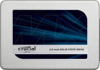 Crucial MX300 2.5 (6.35 cm) internal SSD drive 2 TB Retail CT2050MX300SSD1 SATA III