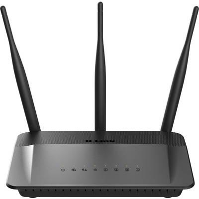 Image of D-Link DIR-809/E Wi-Fi router 2.4 GHz, 5 GHz 750 Mbps