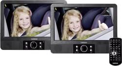 Nakkestøtte DVD-afspiller med 2 skærme Lenco MES-405 Skærmstørrelse=22.5 cm (9 )
