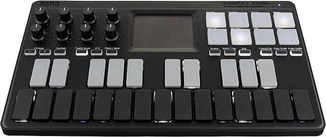 MIDI controller KORG NANO KEY STUDIO