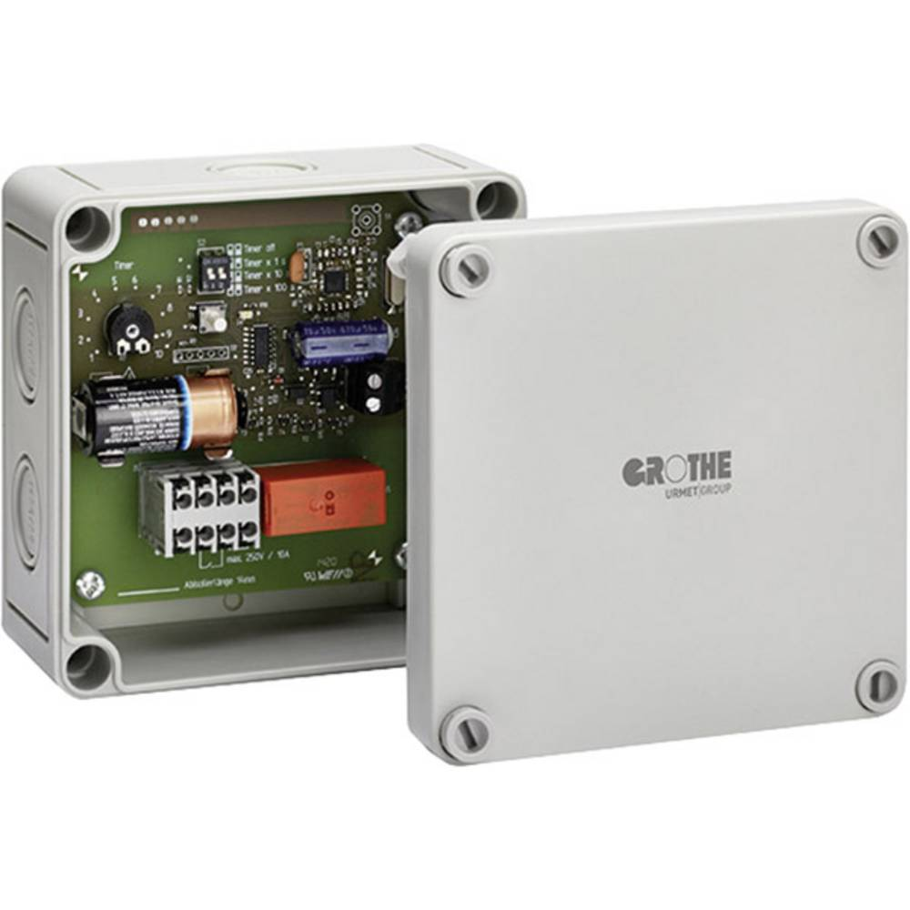 Grothe 43385 Wireless Door Chime Relay Box From Conrad