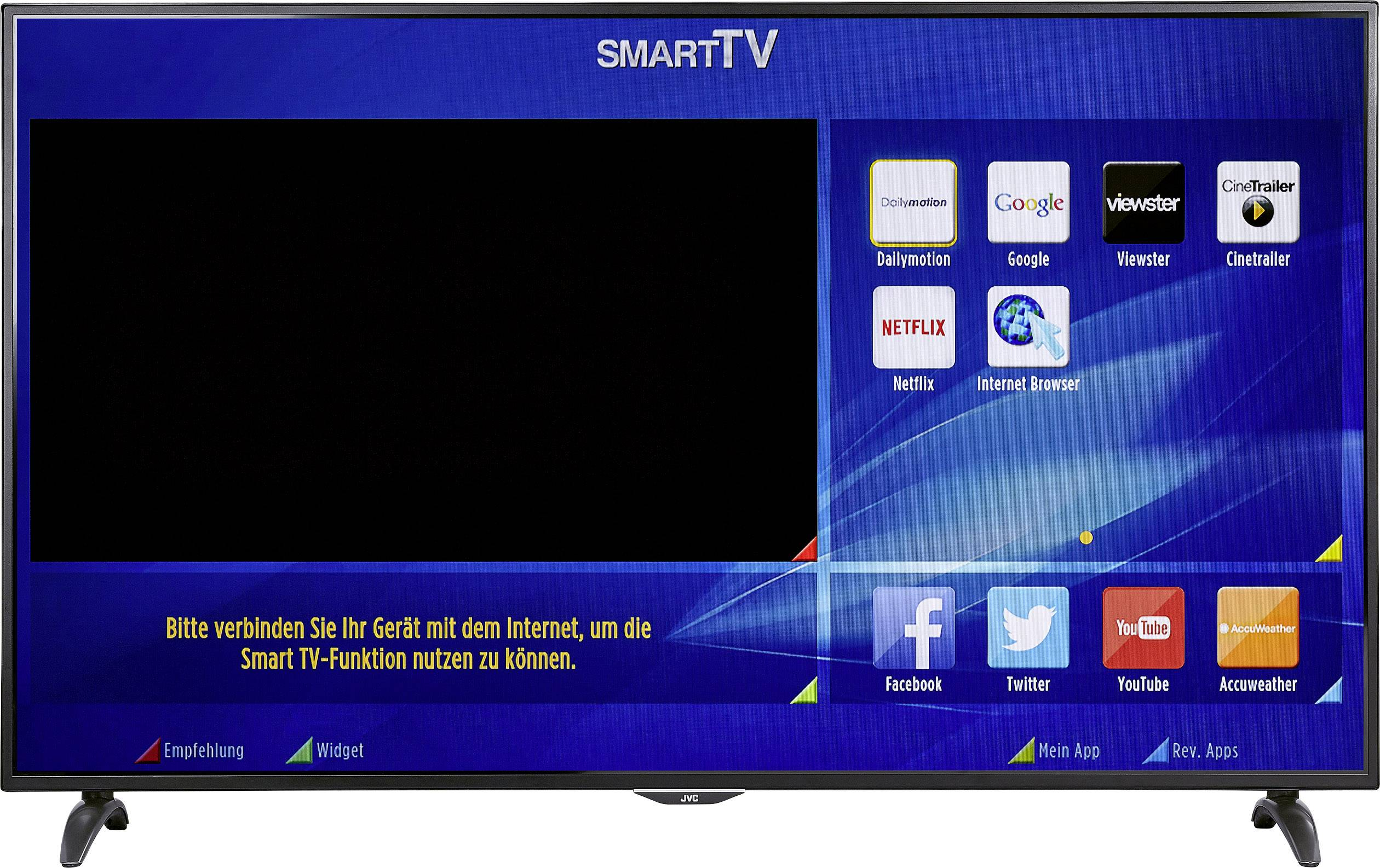 JVC LT-65VU83A LED TV 165 cm 65