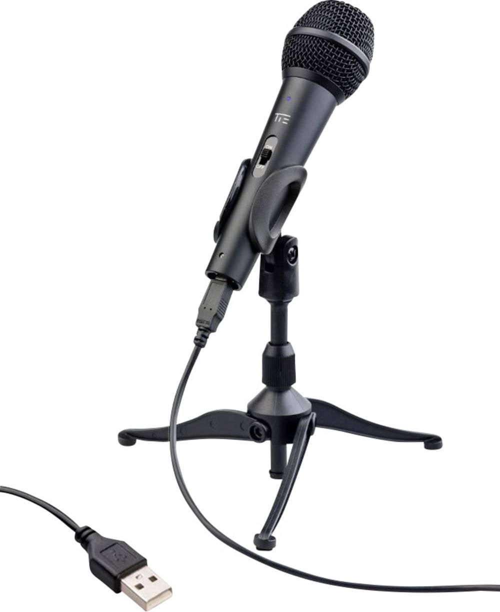 USB-Mikrofon Tie Studio DYNAMIC MIC USB s kablom