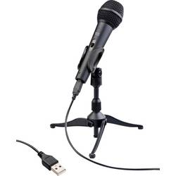 USB-mikrofon Tie Studio DYNAMIC MIC USB Bredbånd