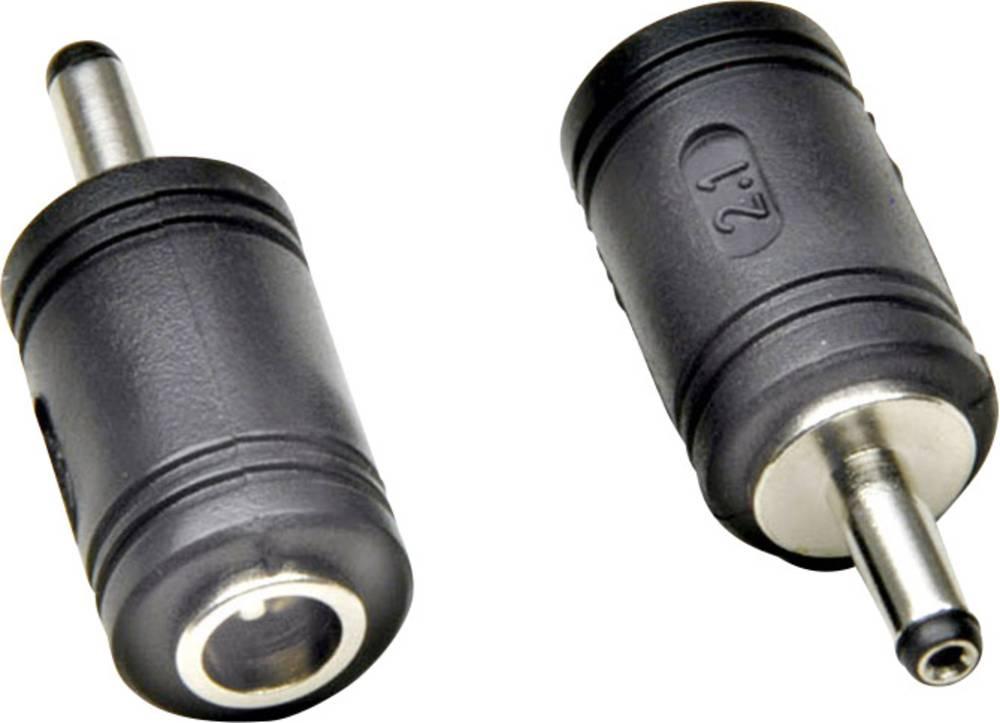 Lavvoltsadapter Lavspændingsstik - Lavspændingstilslutning;3.5 mm;1.35 mm;5.6 mm;2.1 mm;BKL Electronic1 stk