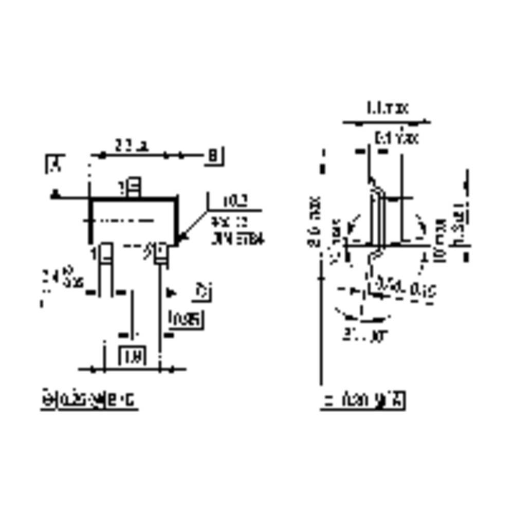 Transistor Bjt Discrete Bsr19a Sot 23 1 Npn From Conrad Circuit Diagram Of A Darlington Pair Using Transistors Image Similar