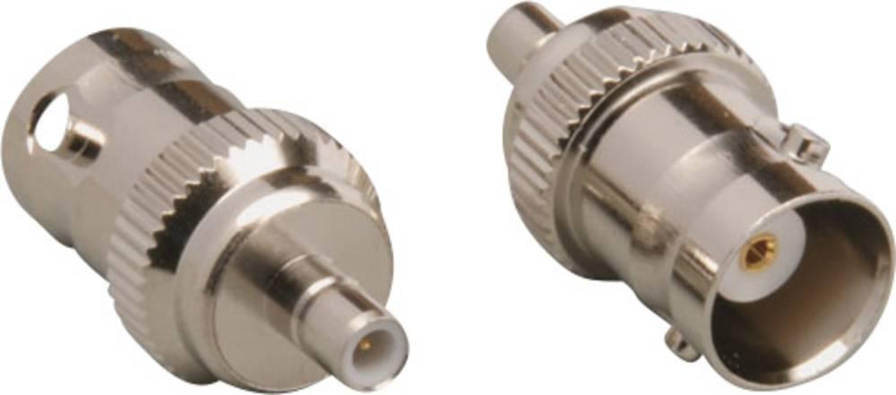 SMB-adapter SMB - BNC-tilslutning BKL Electronic 0411049 1 stk