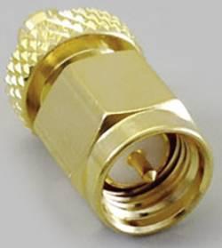 SMA-adapter MCX-stik - SMA-stik BKL Electronic 0416322 1 stk