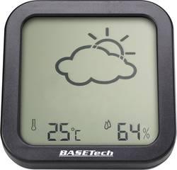Termo-/Hygrometer Basetech Antracit