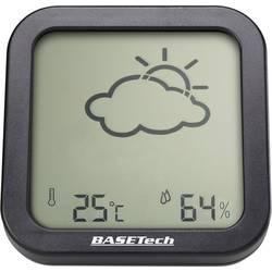 Termo- /hygrometer Basetech Antracit