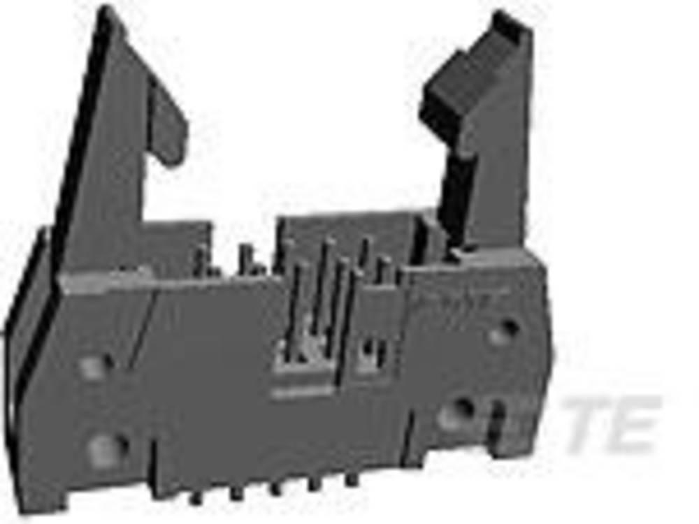 Stiftliste med langt udløsergreb Rastermål: 2.54 mm Samlet antal poler: 34 TE Connectivity 1 stk