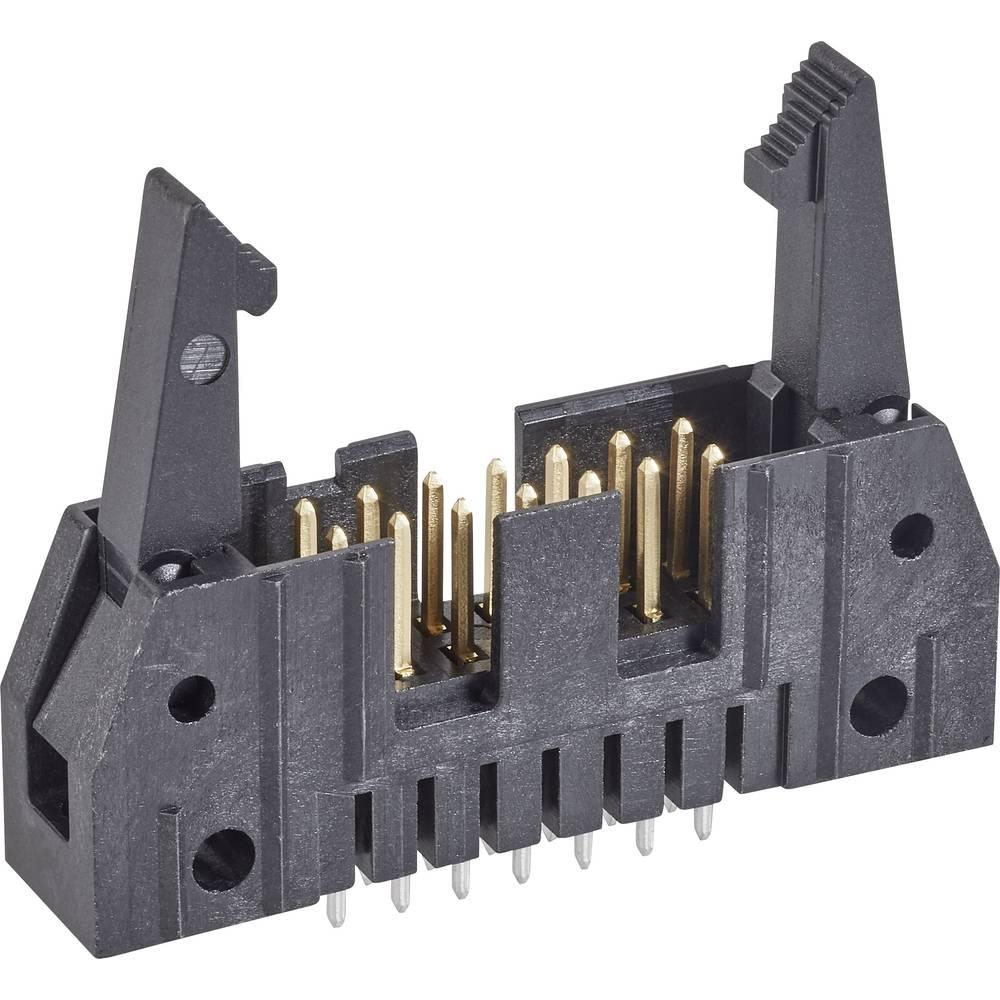 Stiftliste med langt udløsergreb Rastermål: 2.54 mm Samlet antal poler: 64 TE Connectivity 1 stk