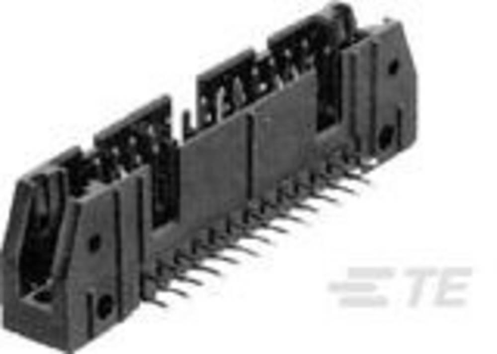 Stiftliste Rastermål: 2.54 mm Samlet antal poler: 10 TE Connectivity 1 stk