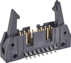 Stiftliste med langt udløsergreb Rastermål: 2.54 mm Samlet antal poler: 50 TE Connectivity 1 stk