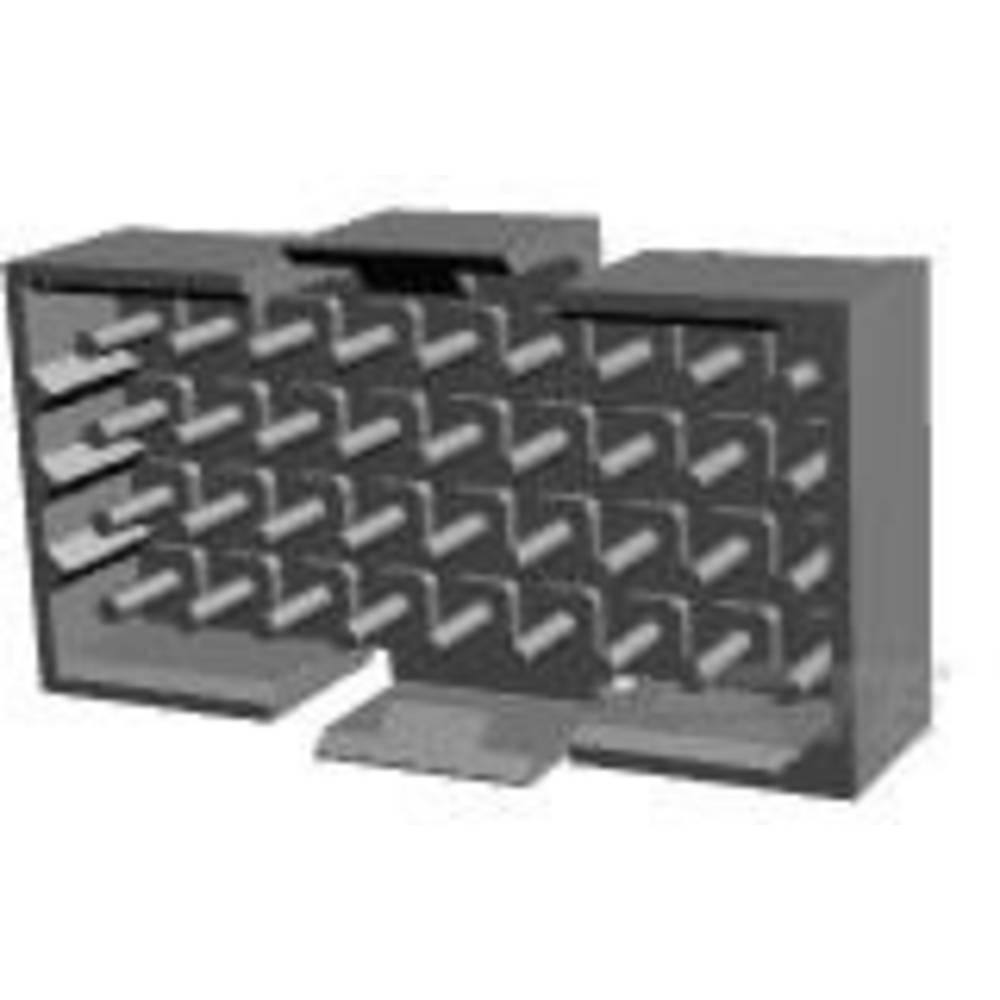 Stiftkabinet-printplade Metrimate Samlet antal poler 36 TE Connectivity 1-207121-0 Rastermål: 5 mm 1 stk