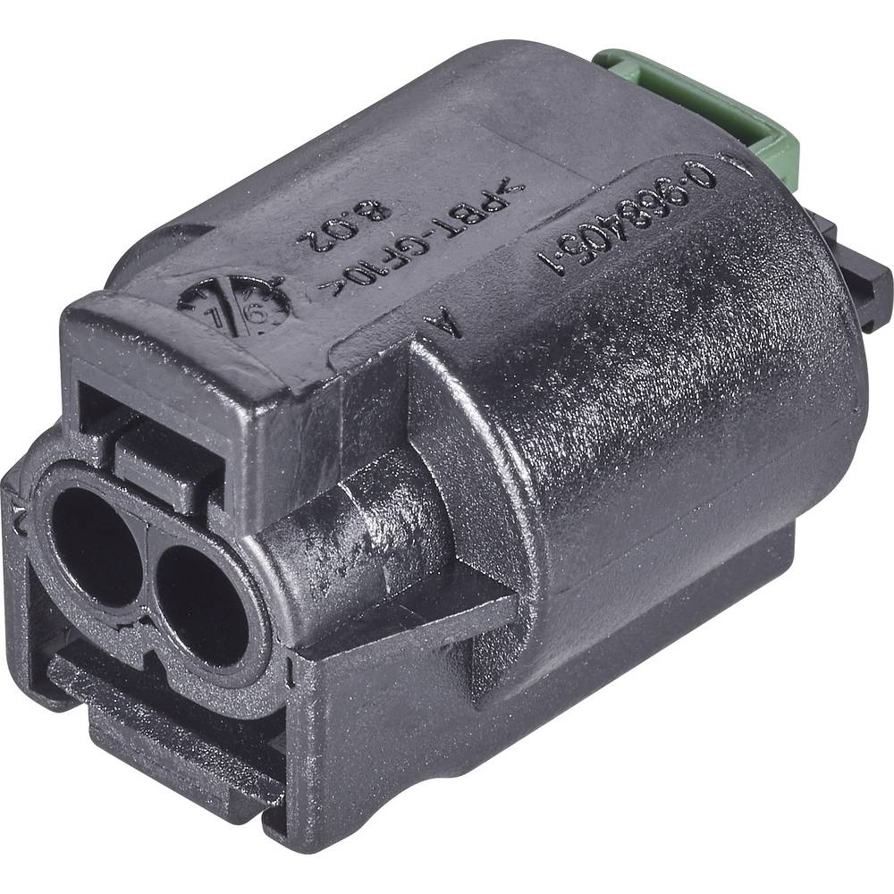 Ohišje kabelske vtičnice, skupno št. polov: 3 TE Connectivity 1-967642-1 1 kos