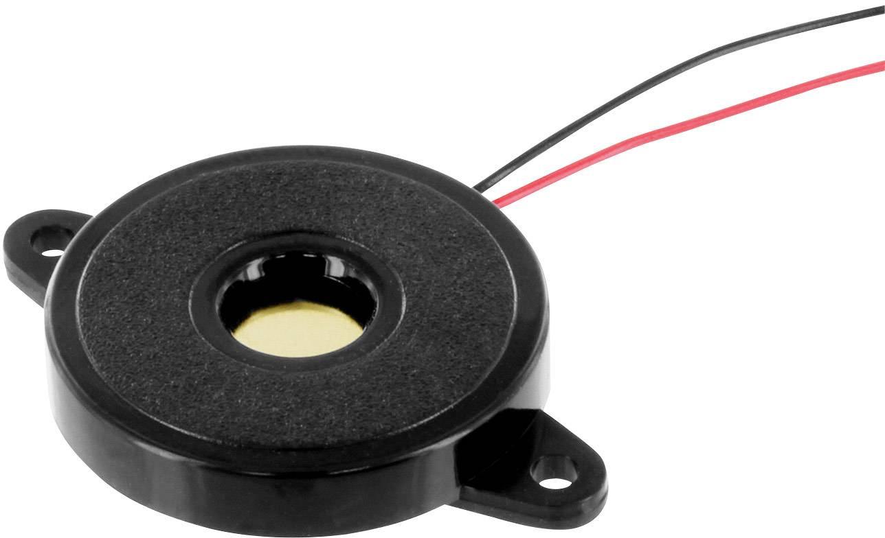 PSOT2490L Mini buzzer Noise emission: 90 dB Voltage: 30 V Continuous  acoustic signal 1 pc(s)