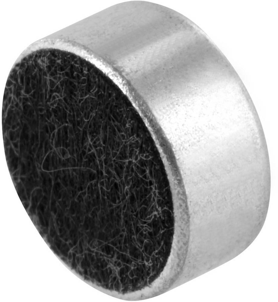 Mikrofonska kapsula, obratovalna napetost: 1 - 10 V občutljivost: -42dB 1KHz 0dB: 1V/pA vsebina: 1 kos