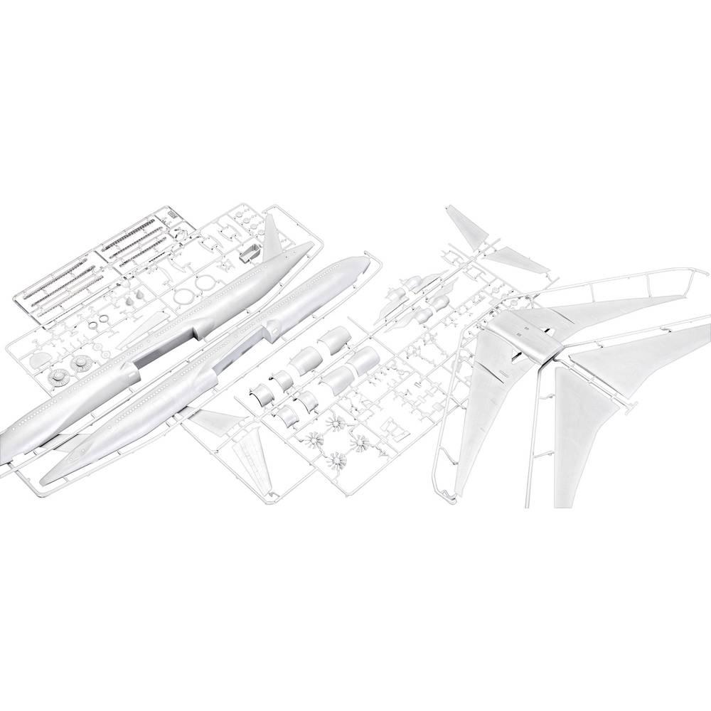 Revell 04945 Boeing 777-300ER Aircraft assembly kit 1:144