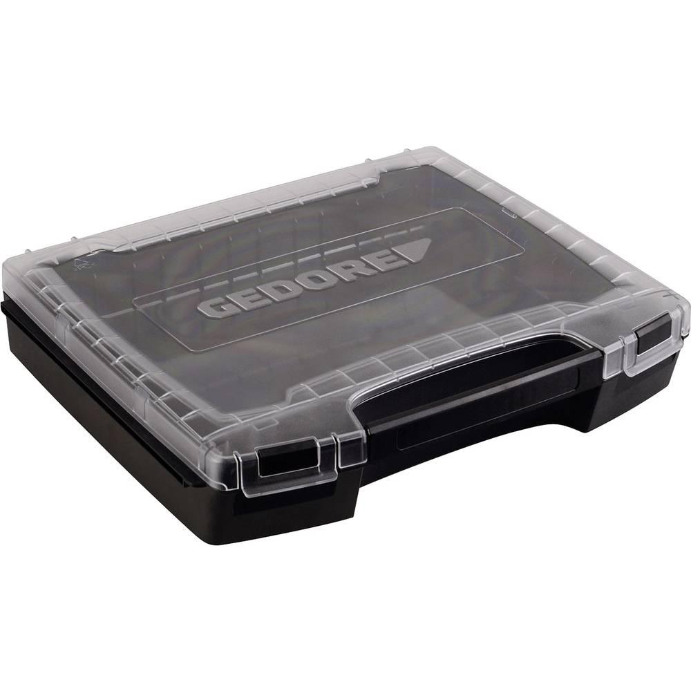 Sortirni kovček (D x Š x V) 367 x 316 x 72 mm Gedore št. predalov: 1 fiksna pregraditev