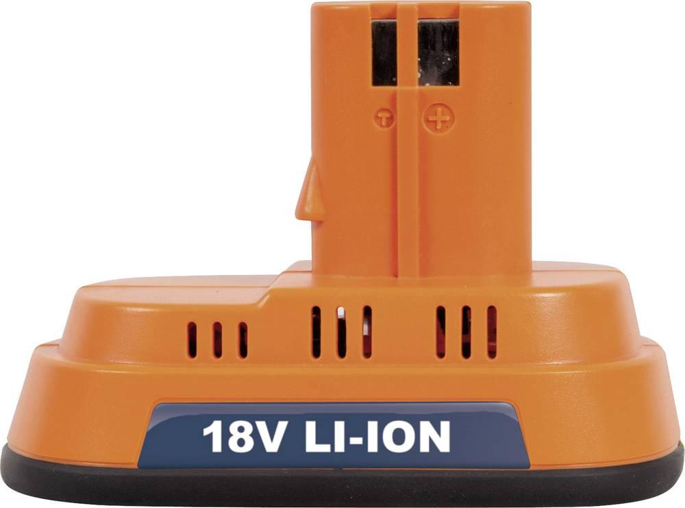 Akumulator za delovno postajo Ferm CDA1070 CDA1070 18 V 1.5 Ah NiCd