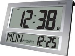 eurochron jumbo  Eurochron Radio Wall clock 424 mm x 273 mm x 44 mm Grey