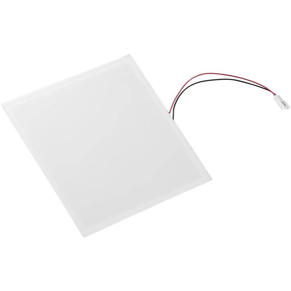 OLED modul, kvadratna oblika 1.28 W 75 lm 8.5 V LG Display LL055RS1-62A1-OY1