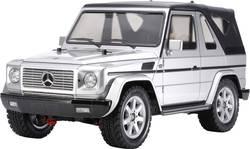 RC-modelbil 1:10 Tamiya Mercedes Benz G320 Brushed Elektronik Vejmodel 4WD Byggesæt