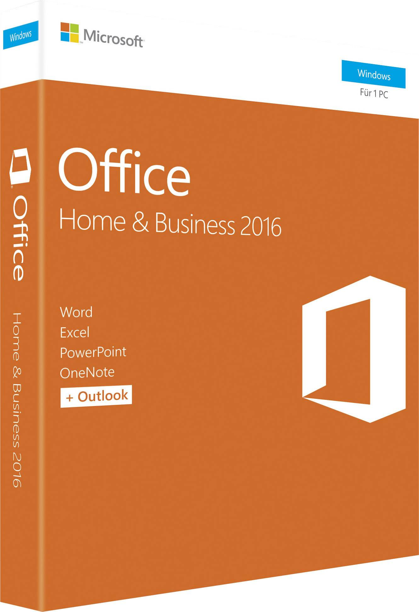Microsoft Office 2016 Home Business Full Version 1