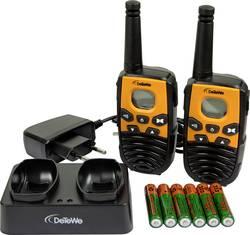 PMR-handradio DeTeWe Outdoor 4000 Pack Set 2 st