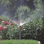 Retractable sprinkler S 80/300