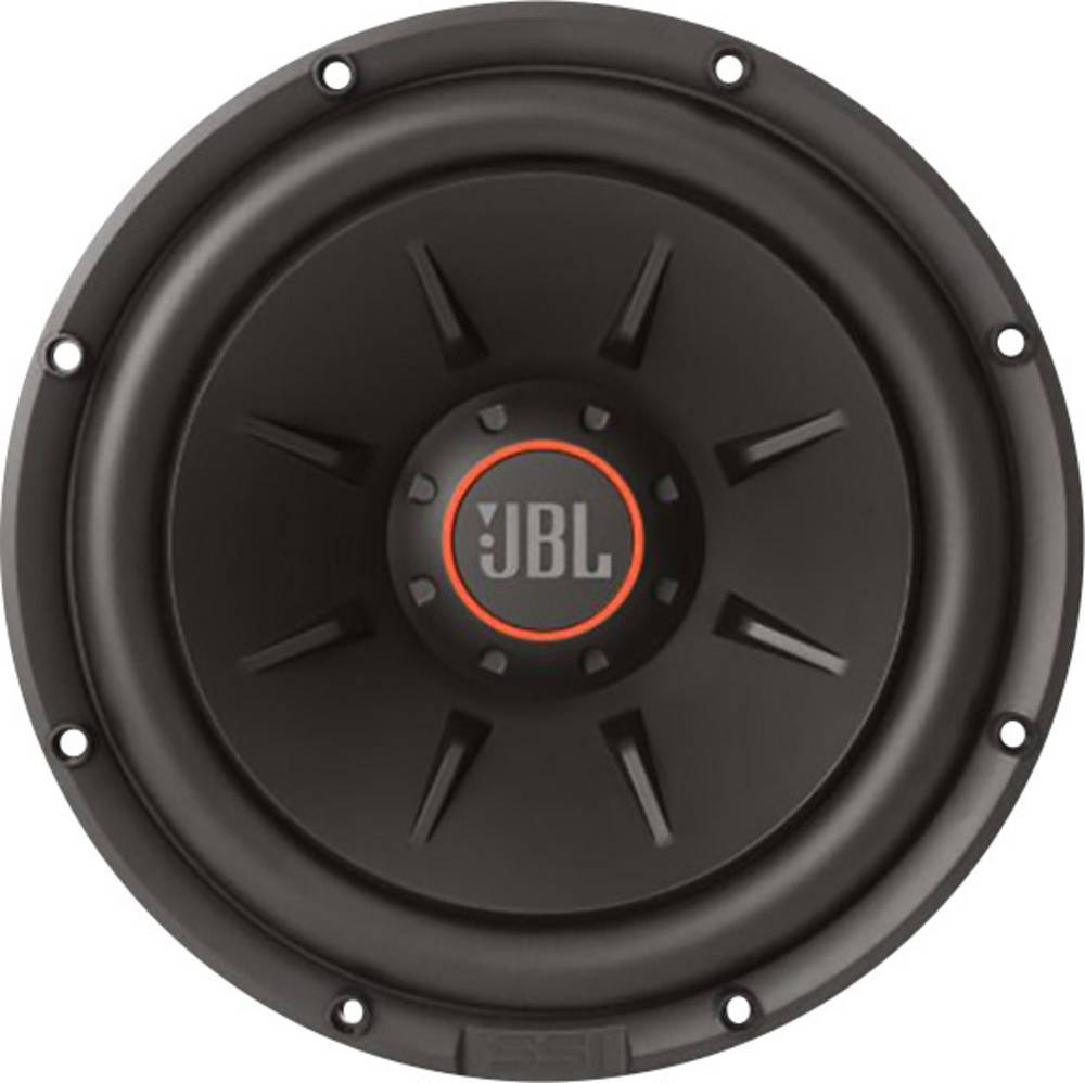 Auto-subwoofer-chassis JBL Harman S2-1224 4 Ohm 300 mm 1100 W