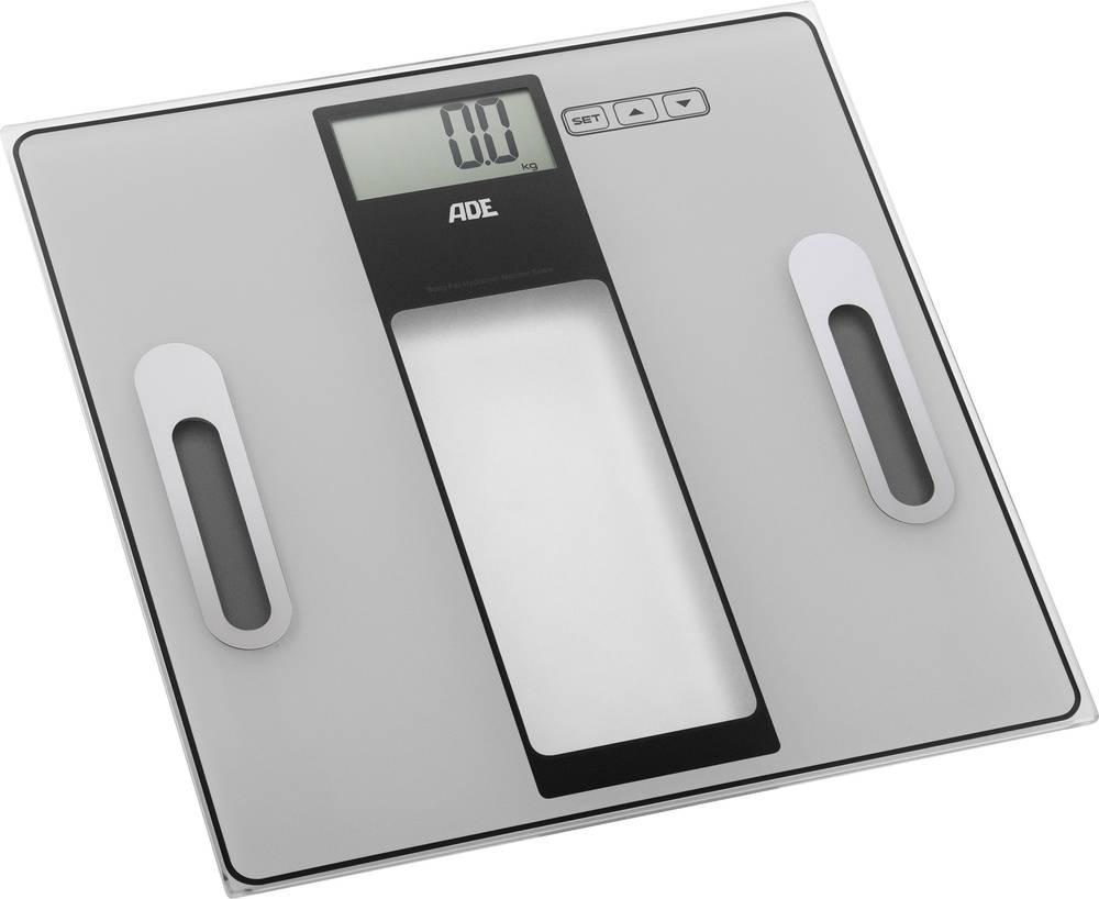Telesna analizna tehtnica ADE BA 1300 Tabea obseg tehtanja (maks.)=180 kg srebrna-črna