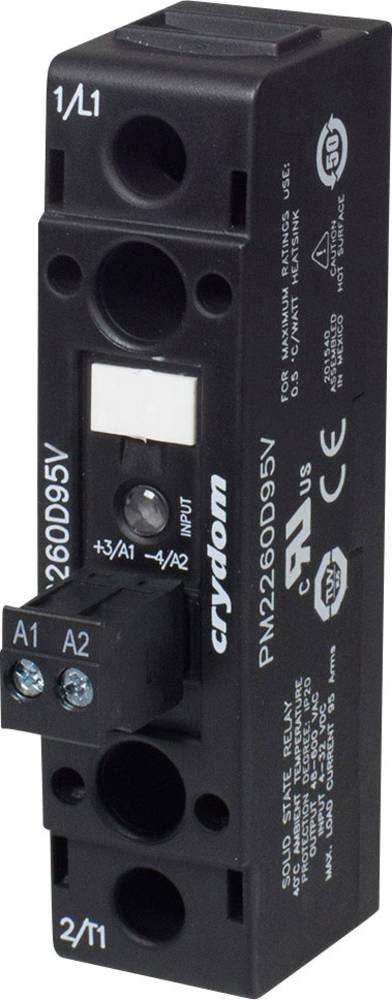Halvlederkontaktor Vekslende ved nulspænding 1 stk PM2260D50V Crydom 50 A