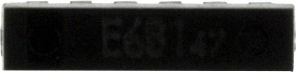 Otporna mreža 680 radijalno ožičena SIP-6 62.5 mW Panasonic EXB-H6E681J 1 kom.
