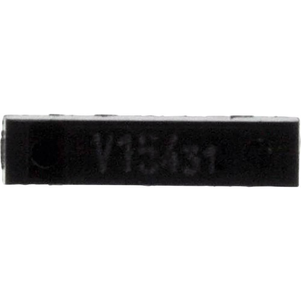 Otporna mreža 150 k radijalno ožičena SIP-6 100 mW Panasonic EXB-H6V154J 1 kom.