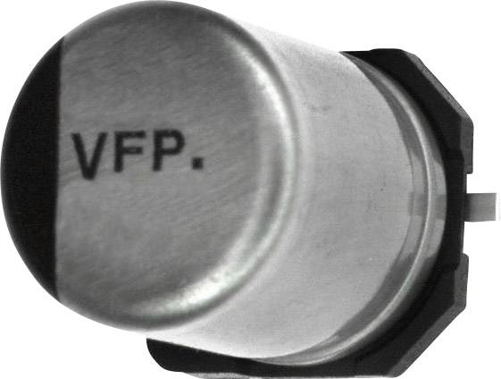 Panasonic EEE-FPJ470UAR Electrolytic capacitor SMD 47 µF 6 3 V 20 % (Ø) 4  mm 1 pc(s)