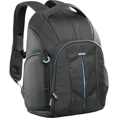 Backpack Cullmann SYDNEY pro DayPack 600+ Internal dimensions (W x H x D)=320 x 250 x 150 mm Waterproof, Tablet PC compartment