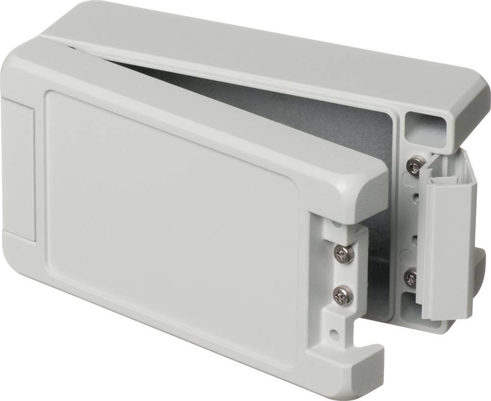 Universalkabinet 159 x 86 x 60 Aluminium Lysegrå (RAL 7035) Bopla BA 140806 F-7035 1 stk