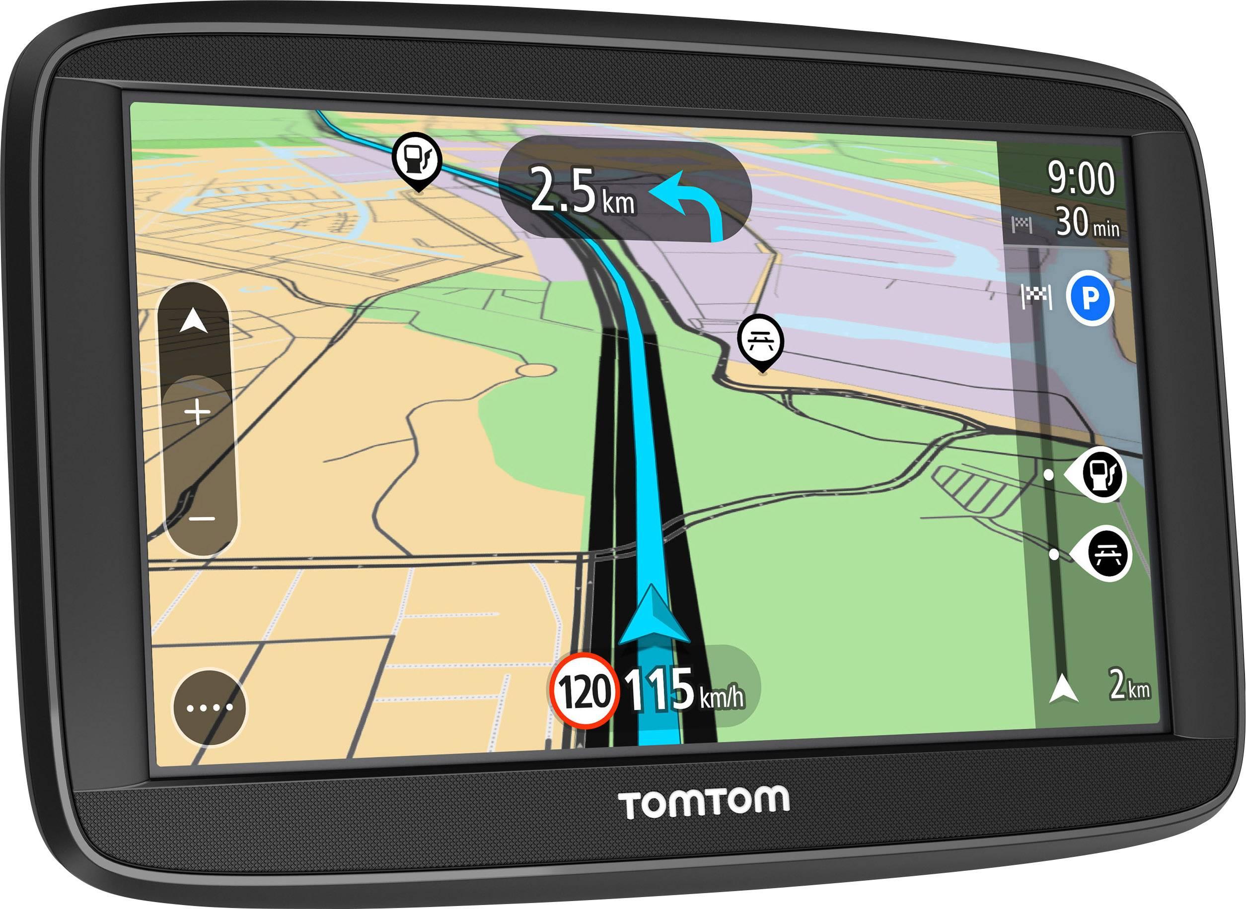 Tomtom Maps For Europe.Tomtom Start 62 Sat Nav 15 Cm 6 Europe Conrad Com