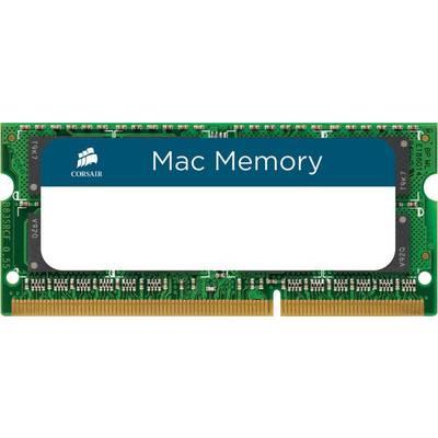 Corsair Laptop RAM kit MAC™ Memory CMSA16GX3M2A1333C9 16 GB 2 x 8 GB DDR3 RAM 1333 MHz CL9 9-9-24