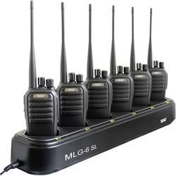 PMR-handradio Team Electronic TeCom-SL Set 6 st