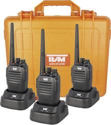 PMR-handradio Team Electronic TeCom-IP3 Set 3 st