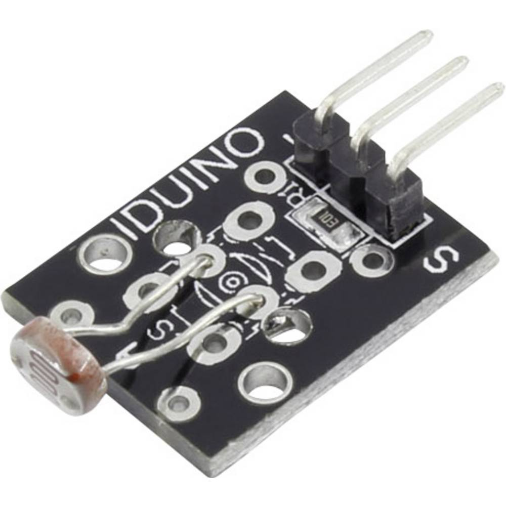 LDR Iduino SE012 1 pc(s) 5 Vdc from Conrad.com