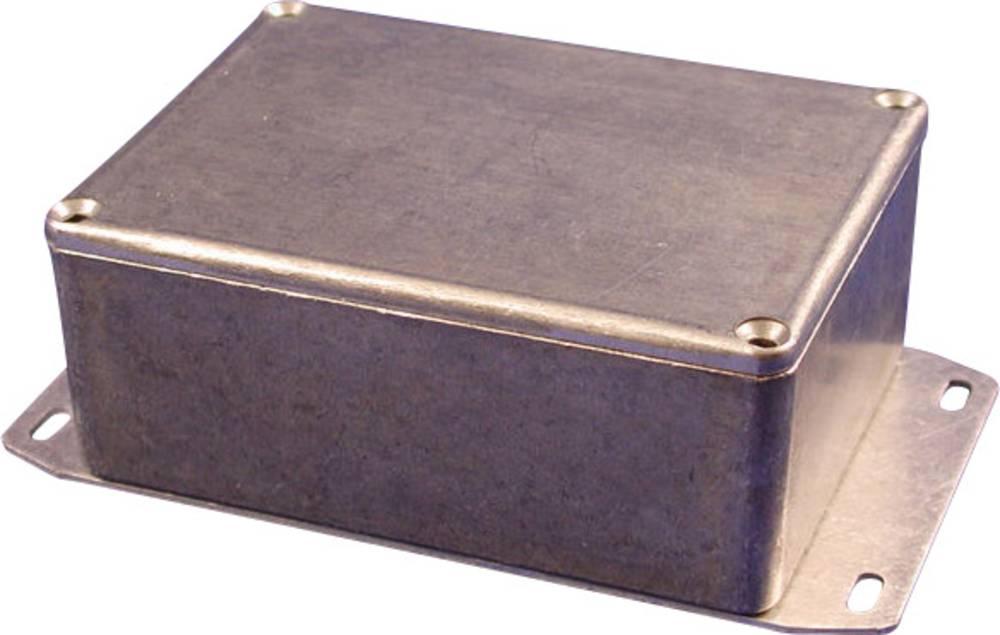 Universalkabinet 254 x 70 x 49.5 Aluminium Natur Hammond Electronics 1590WBXF 1 stk