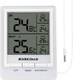 Termo-/hygrometer Basetech BTH 01 Vit