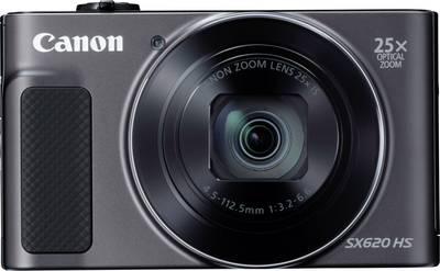 Image of Digital camera Canon PowerShot SX620HS 20 MPix Optical zoom: 25 x Black Full HD Video, Wi-Fi
