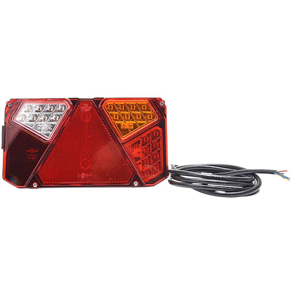 LED Anhænger-baglygte SecoRüt højre, bagved